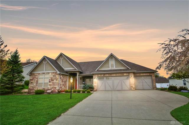 1020 Lancashire Drive, Richmond, IN 47374 (MLS #838355) :: The Gene Group