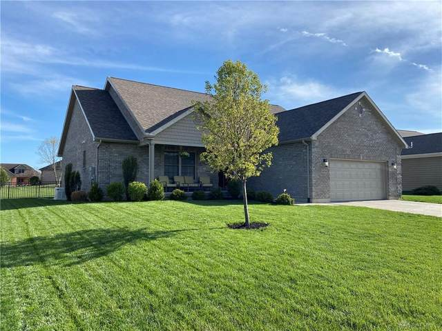 1270 Daylily Way, Troy, OH 45373 (MLS #838471) :: The Westheimer Group