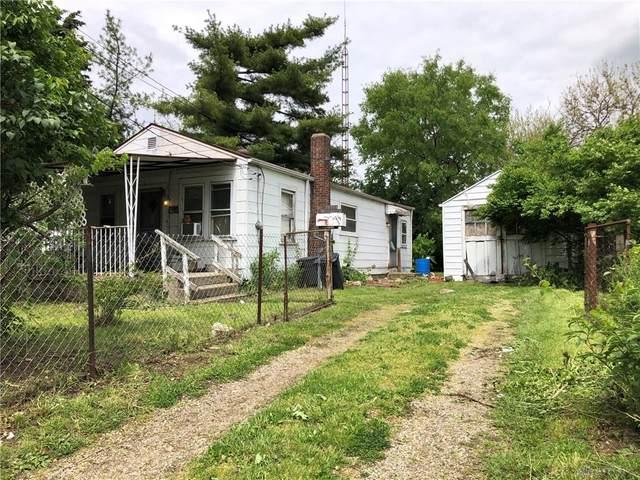 1418 Darwin Avenue, Springfield, OH 45504 (MLS #838939) :: The Gene Group