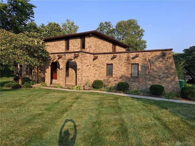 258 Wilkes Court, Beavercreek, OH 45434 (#839175) :: Century 21 Thacker & Associates, Inc.
