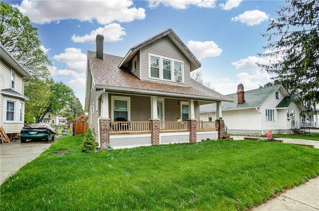 124 Belleaire Avenue, Springfield, OH 45503 (MLS #839219) :: Bella Realty Group