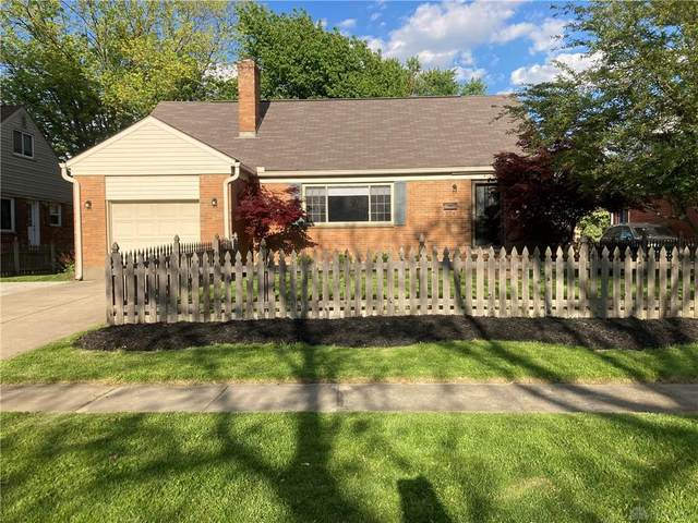 4120 Maricarr Drive, Kettering, OH 45429 (MLS #839833) :: The Gene Group