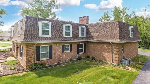 141 Trailwoods Drive, Harrison Twp, OH 45415 (MLS #840188) :: Bella Realty Group