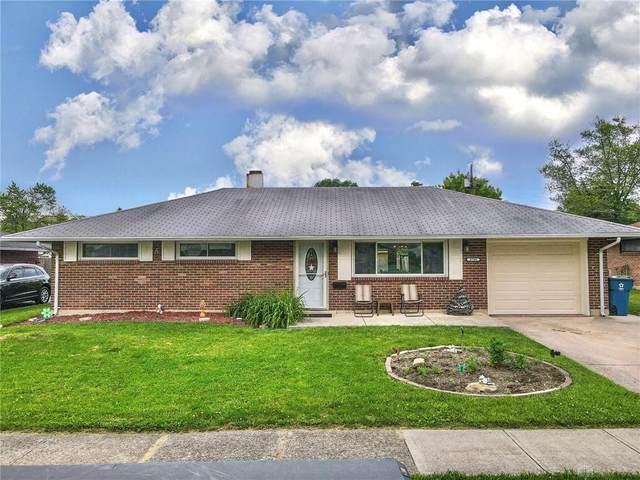 5745 Beth Road, Huber Heights, OH 45424 (MLS #840717) :: The Gene Group