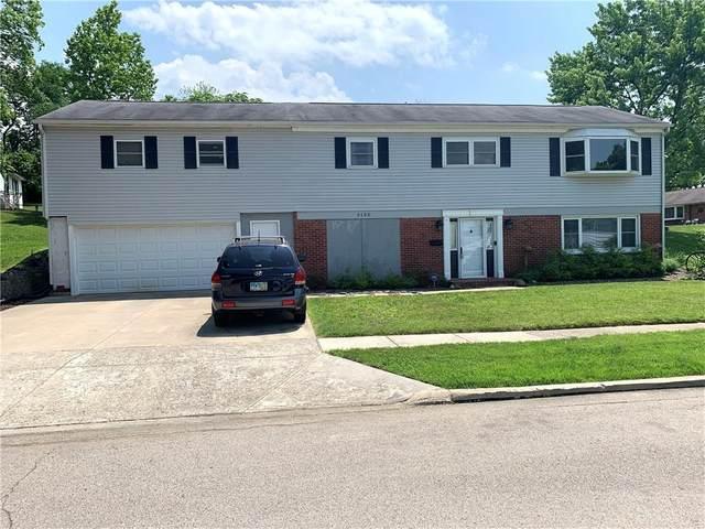 3100 E Cunnington Lane, Kettering, OH 45420 (MLS #840850) :: The Gene Group