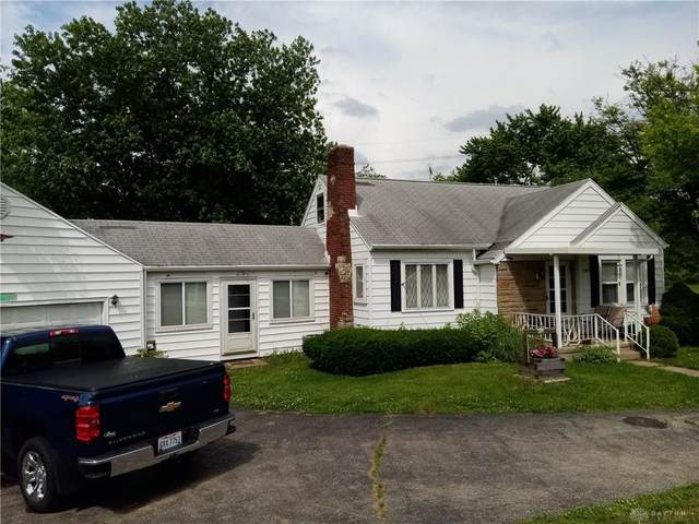 5303 Manchester Road, West Carrollton, OH 45449 (MLS #841593) :: The Swick Real Estate Group