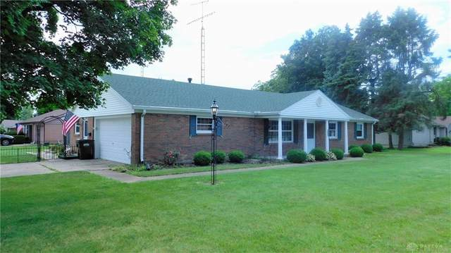 298 Orchard Drive, Greenville, OH 45331 (MLS #844165) :: The Westheimer Group