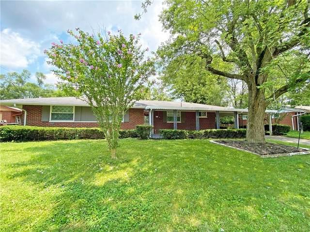 312 E Eppington Drive, Dayton, OH 45426 (MLS #844332) :: The Westheimer Group