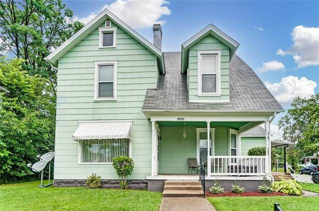304 W Euclid Avenue, Springfield, OH 45506 (MLS #844927) :: The Westheimer Group