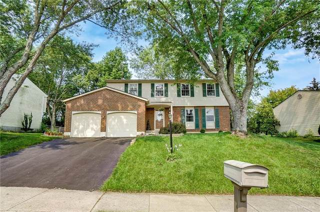 805 Jamestown Drive, Miamisburg, OH 45342 (MLS #845038) :: The Swick Real Estate Group