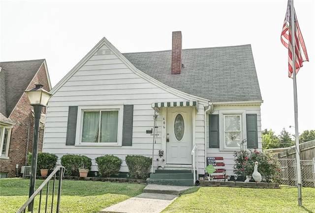606 S Arlington Avenue, Springfield, OH 45505 (#845354) :: Century 21 Thacker & Associates, Inc.
