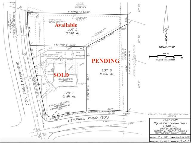 4100 Glenheath Drive, Kettering, OH 45440 (MLS #845371) :: Bella Realty Group
