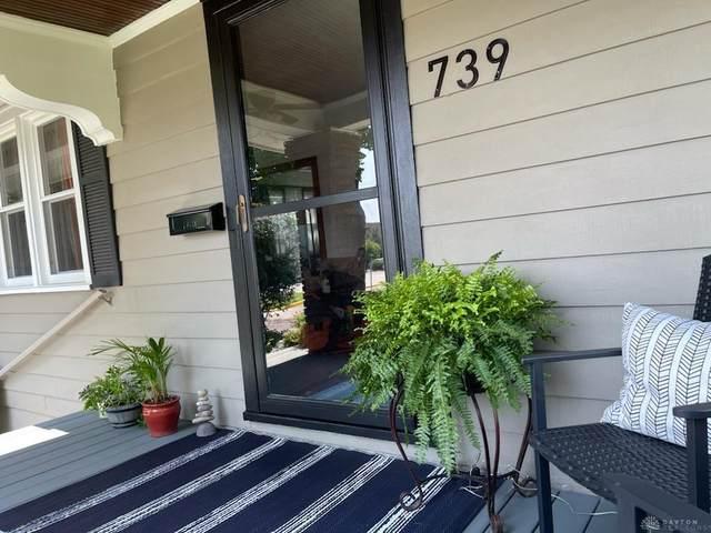 739 N Belmonte Park, Dayton, OH 45405 (MLS #845578) :: The Westheimer Group