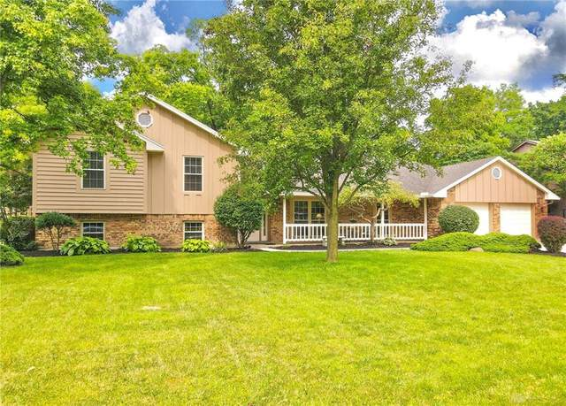 6741 Trailview Drive, Butler Township, OH 45414 (MLS #845589) :: The Westheimer Group