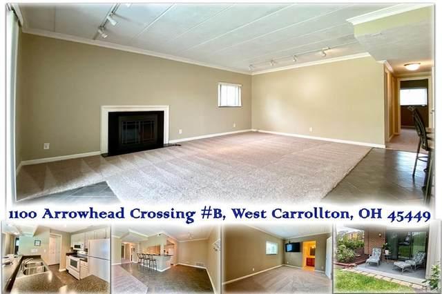 1100 Arrowhead Crossing B, West Carrollton, OH 45449 (MLS #846086) :: The Gene Group