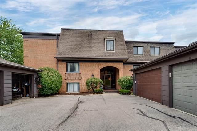 1600 Thunderbird Lane #48, West Carrollton, OH 45449 (MLS #846667) :: The Westheimer Group
