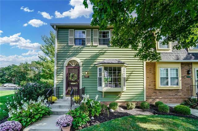2801 Red Lion Court, Centerville, OH 45440 (MLS #847377) :: The Westheimer Group
