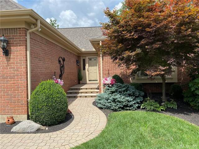 165 Copperfield Drive, Clayton, OH 45415 (MLS #847525) :: The Gene Group