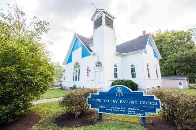 210 Mound Street, Spring Valley Twp, OH 45370 (#847765) :: Century 21 Thacker & Associates, Inc.