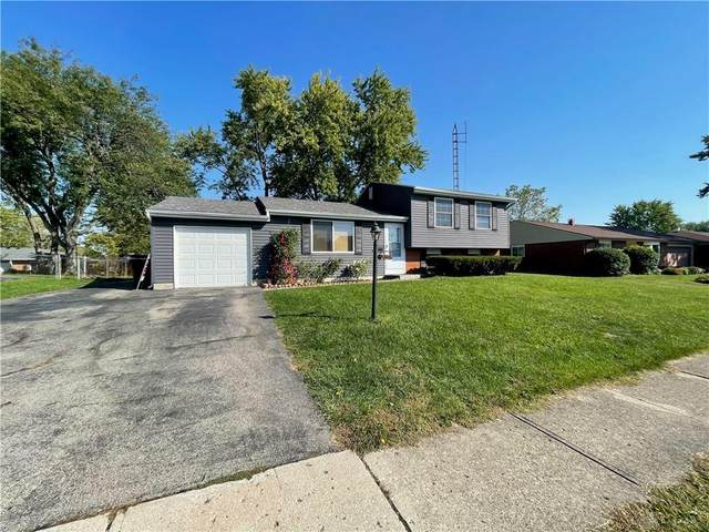 219 Southerly Hills Drive, Englewood, OH 45322 (MLS #847978) :: The Westheimer Group