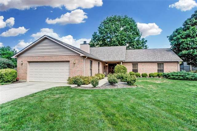 2111 Pelwood Drive, Centerville, OH 45459 (MLS #848830) :: The Gene Group