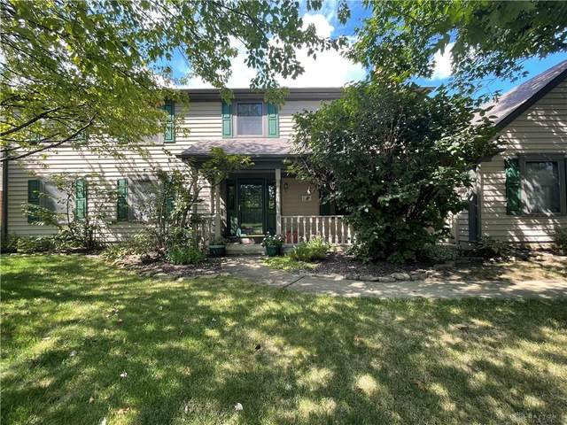 193 Southway Drive, Beavercreek, OH 45440 (#848929) :: Century 21 Thacker & Associates, Inc.