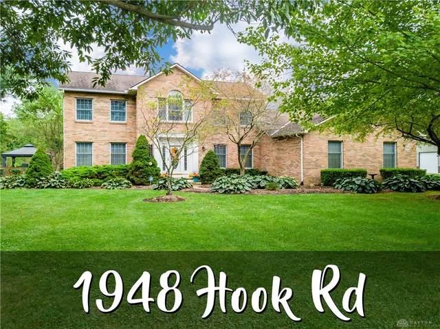 1948 Hook Road, Xenia Twp, OH 45385 (MLS #849658) :: The Gene Group