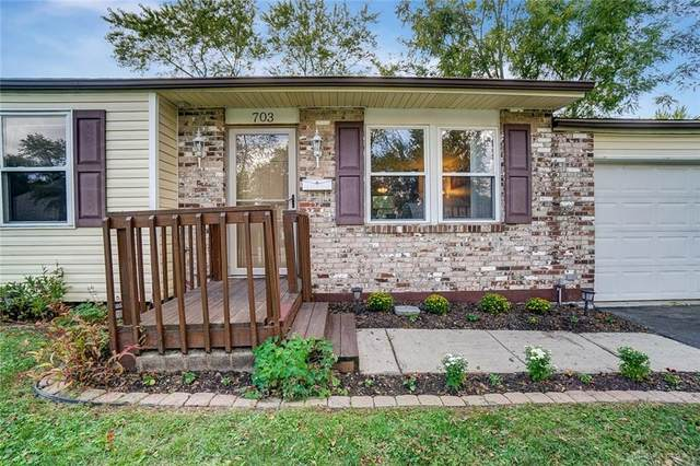 703 W Martindale Road, Englewood, OH 45322 (MLS #849757) :: The Westheimer Group