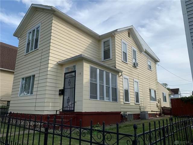 118 Pleasant Avenue, Dayton, OH 45403 (MLS #849829) :: The Gene Group