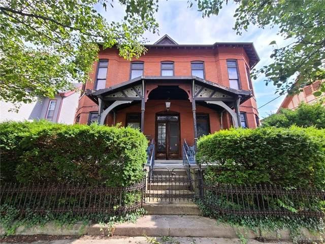 218 N Barron Street, Eaton, OH 45320 (MLS #849881) :: The Gene Group