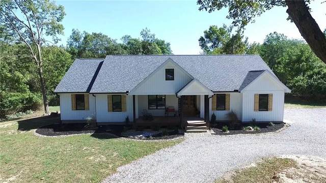 478 W Truesdell Street, Wilmington, OH 45177 (MLS #849995) :: The Westheimer Group