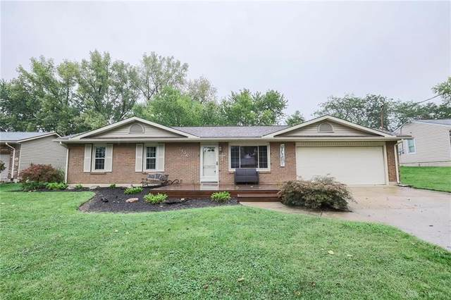 2406 Trinity Drive, Middletown, OH 45044 (MLS #850035) :: The Gene Group