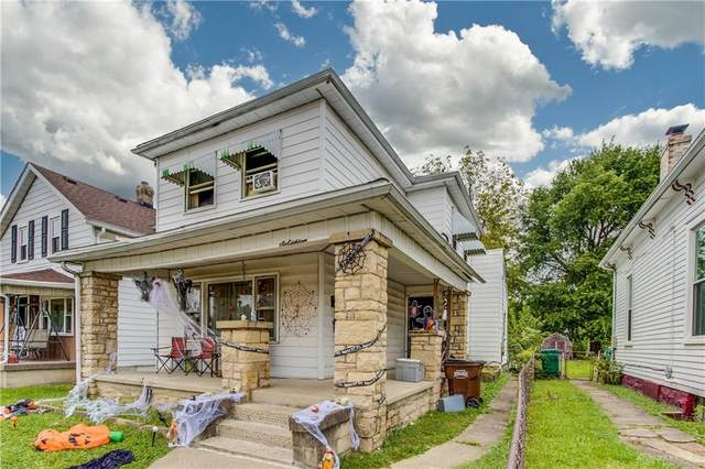 618 Liberty, Springfield, OH 45506 (MLS #850945) :: The Gene Group