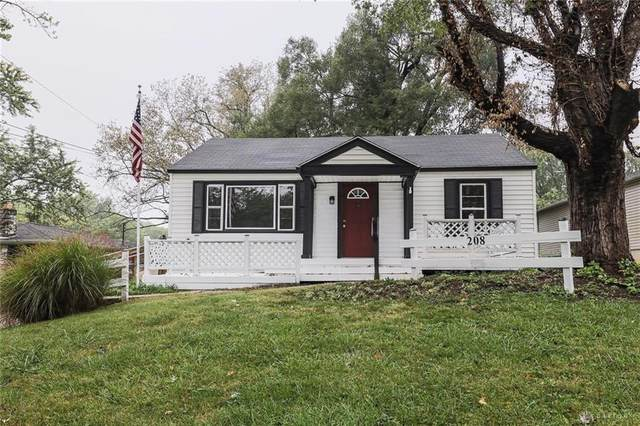 208 Burton Road, Middletown, OH 45044 (MLS #851177) :: The Westheimer Group