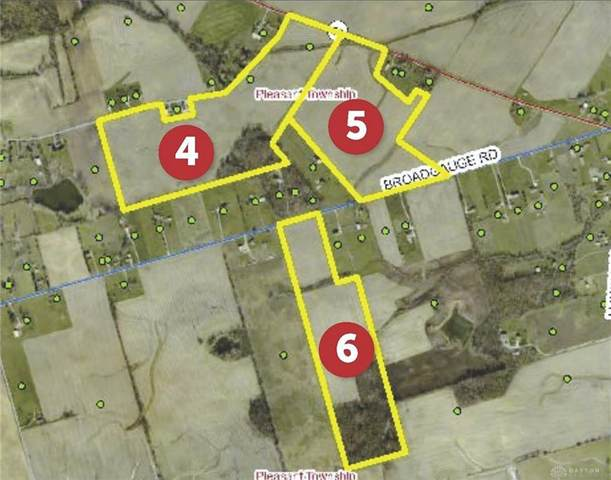 000 Silvers Road, Mechanicsburg, OH 43144 (MLS #851355) :: The Westheimer Group
