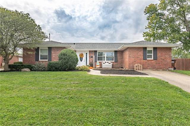 1362 Commonwealth Drive, Xenia, OH 45385 (MLS #851629) :: The Gene Group