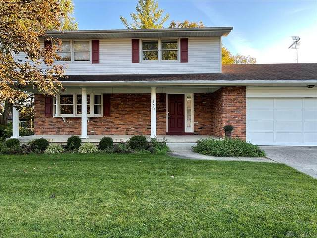 460 Dunnigan Drive, Vandalia, OH 45377 (MLS #852053) :: Bella Realty Group