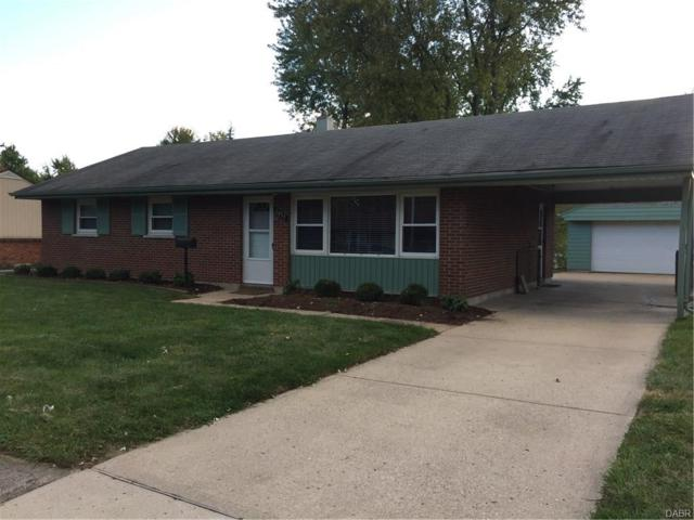 2833 Chinook Lane, Kettering, OH 45420 (MLS #749993) :: The Gene Group