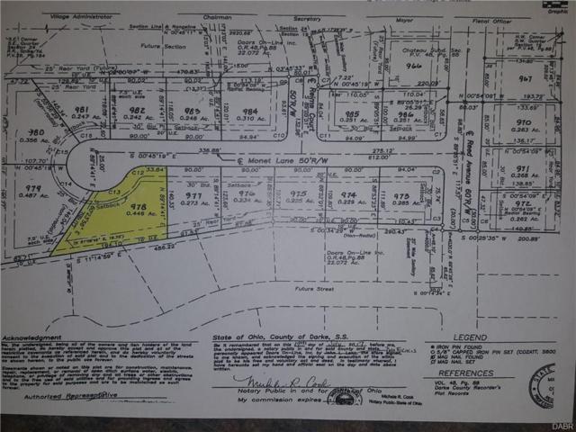 118 Monet Lane, Versailles, OH 45380 (MLS #753132) :: Denise Swick and Company