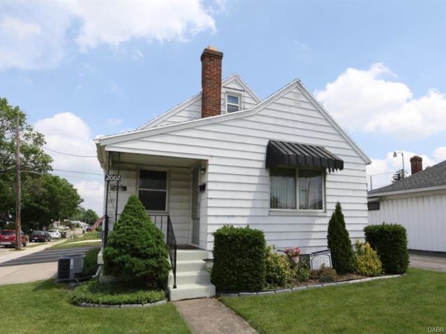 2002 Smithville Road, Dayton, OH 45420 (MLS #757945) :: The Gene Group