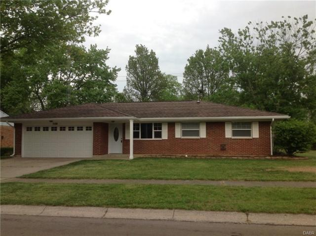 7100 Chatlake Drive, Huber Heights, OH 45424 (MLS #764114) :: Denise Swick and Company