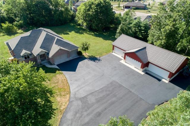 9789 Bunnell Hill Rd, Clearcreek Twp, OH 45458 (MLS #769339) :: The Gene Group