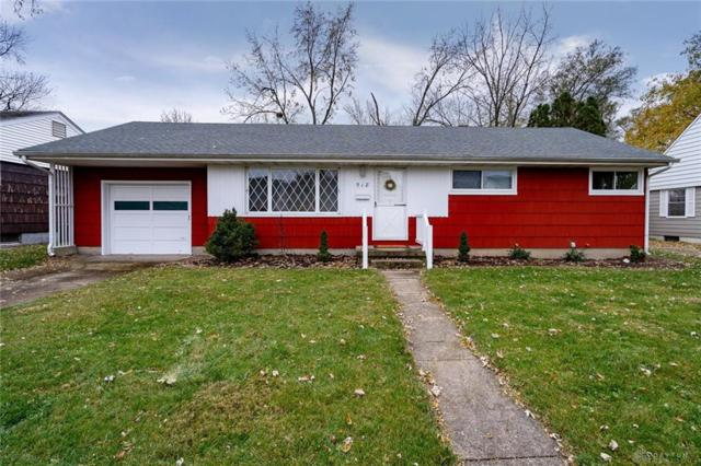 518 Lohnes Drive, Fairborn, OH 45324 (MLS #777035) :: The Gene Group