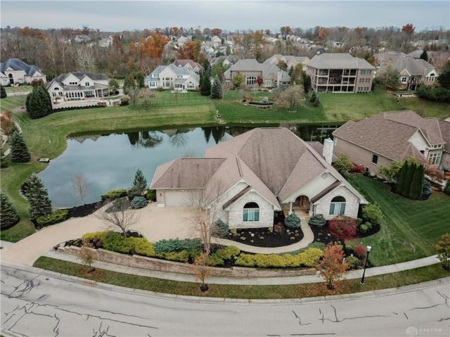 219 Chateau Valley Lane, South Lebanon, OH 45065 (MLS #779089) :: The Gene Group