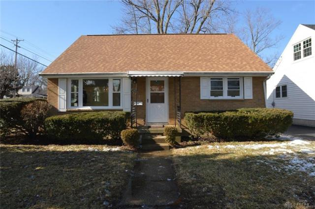2825 Wehrly Avenue, Kettering, OH 45419 (MLS #781282) :: Denise Swick and Company