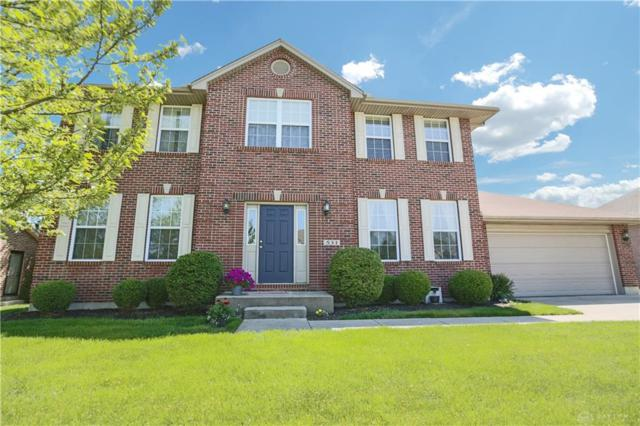 531 Hampstead Court, Clearcreek Twp, OH 45458 (MLS #787393) :: The Gene Group