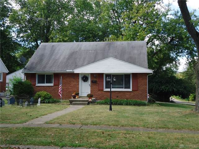 2701 Wehrly Avenue, Kettering, OH 45419 (MLS #803377) :: Denise Swick and Company