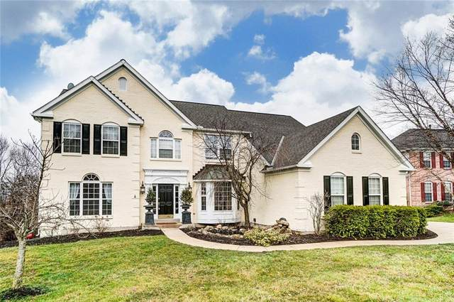 125 Trevor Lane, Springboro, OH 45066 (MLS #810687) :: Denise Swick and Company