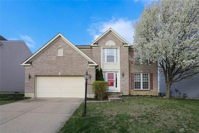 55 Mccullogh Street, Springboro, OH 45066 (MLS #813755) :: The Gene Group