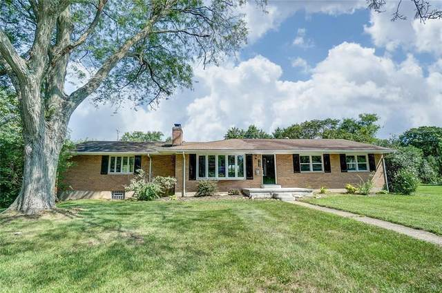 153 Sheldon Drive, Centerville, OH 45459 (MLS #823270) :: The Westheimer Group